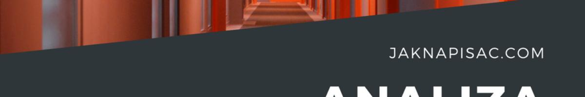 """Analiza SWOT TOWS hotelu """"Aurora"""""""