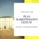 Plan marketingowy Niepublicznego Liceum Ogólnokształcącego